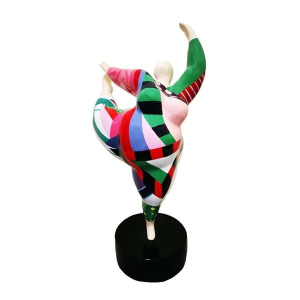 Dancing Ballerina large 36x11cm Color E