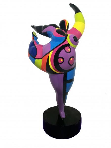 Dancing Ballerina medium 28x8cm Color A
