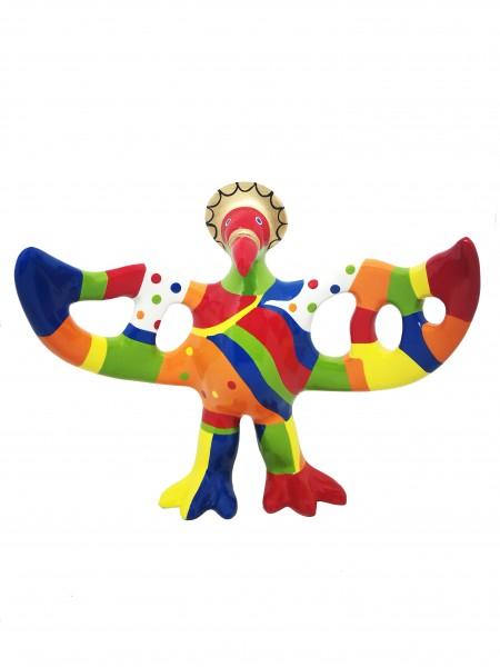 Firebird standing small 22x20cm Color A