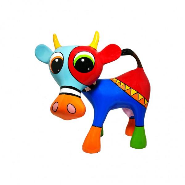 Cow ANA medium 24x23cm Color B