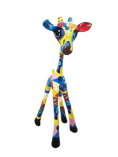 Giraffe Noah medium 51x37cm Patchwork Color
