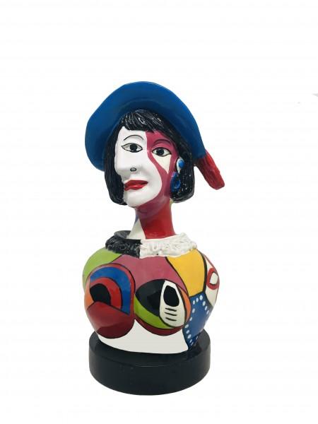 """Torso """"Dora Maar"""" 20x11cm Color A"""